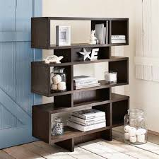 Living Room Bookshelf Decorating Furniture Affordable Contemporary Shelving Ideas Unusual