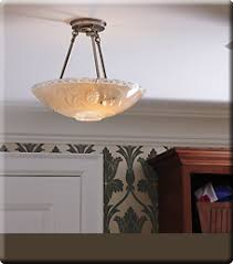 vintage ceiling lighting. Brass Light Gallery\u0027s Vintage Ceiling Lighting - Summer\u0027s Day Button