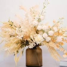 Букет шампанского, Шелковый <b>цветок</b>, <b>Искусственный</b> ...
