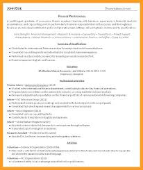 Sample Recent College Graduate Resume Joefitnessstore Com