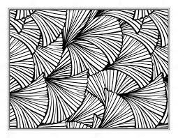 Kleurplaat Kruiden Decoratieve En Sier Stockvector Sablegear