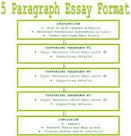 Parts of a good essay