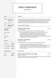 Resume Cover Letter Example It Resume Cover Letter Sample For