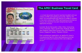 50 Unique Apec Business Travel Card Australia Hydraexecutivescom