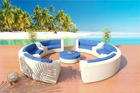 blue patio chair cushions white patio cushions patio furniture with blue cushions inspiring round sofa sectional set 5 home interior white patio cushions