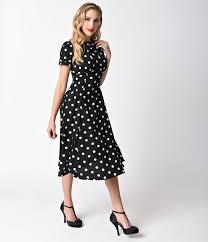 1930s Style Dresses Clothing