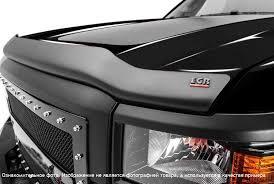 <b>Дефлектор капота</b> Toyota Camry 2017- темный <b>EGR</b> (арт ...