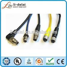 m8 patch cable 4 pins ip67 waterproof connector female to m8 patch cable 4 pins ip67 waterproof connector female to female straight type