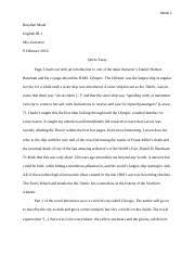 the devil in the white city essay assignment compare and  5 pages the devil in the white city quote essay