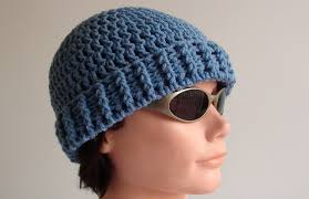 Crochet Beret Pattern Beauteous Men's Crochet Beanie Pattern Crochet Hooks You