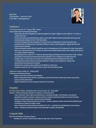 Resume Generator Free Resume For Study
