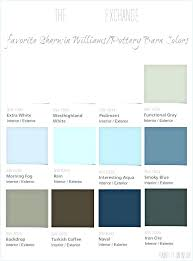 Completely New Pottery Barn Paint Colors Smoky Blue CF69