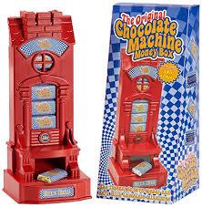 Chocolate Vending Machine Toy Best Airfix The Original Chocolate Machine Amazoncouk Toys Games