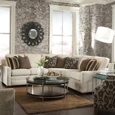 Contemporary sectional sofas Grey Microfiber Huntington House 2062 Customizable Contemporary Sectional Sofa With Wedge Corner Saugerties Furniture Mart Huntington House 2062 Customizable Contemporary Sectional Sofa With