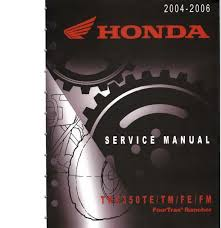 Pin by Carlos and Lisa Ortez on Honda TRX 4 WHEELER ATV Digital ...
