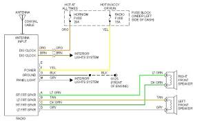 2003 gmc sonoma radio wiring diagram wiring diagrams 2004 gmc sonoma radio wiring diagram jodebal