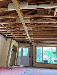 larcon structural framing in