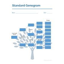 Free Genogram Template Genogram Template 16 Free Word Pdf Documents Download Free