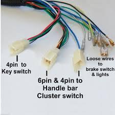 110cc electric start wiring diagram 110cc image lifan 200cc engine wiring diagram jodebal com on 110cc electric start wiring diagram