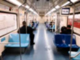 people inside subway train. Delighful Subway People Inside The Train Wagon At Subway Station Intentional Blurred Added  Post Production Creative In Inside Subway Train A