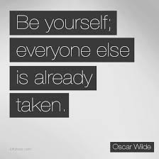 Quote Be Yourself Everyone Else Is Taken Best Of Besy Life Quote By Oscar Wilde Be Yourself Everyone Else Is