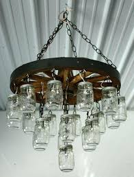 country chandelier french shades