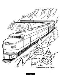 Small Picture Free Printable Train Coloring Pages For Kids Train Coloring Pages