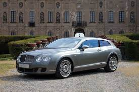 2010 Bentley Continental Flying Star Carrozzeria Touring Wagon Bentley Continental Bentley Bentley Motors