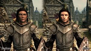 Skyrim Hair Style Mod skyrim mod forge episode 6 handsome men more hair and armor 5635 by wearticles.com