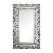titan lighting bardwell 31 in x 50 in venetian glass framed mirror