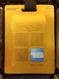 check balance amex gift card