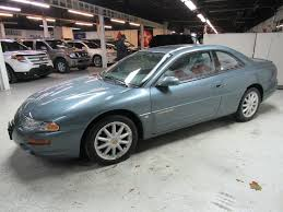 1999 CHRYSLER SEBRING LXI for sale at KNH Auto Sales | Akron, Ohio