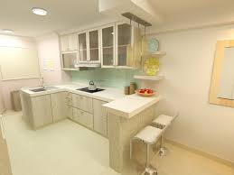 Living Room And Kitchen Designs 5 Room Hdb Flat Interior Design Singapore Condo Landed Property