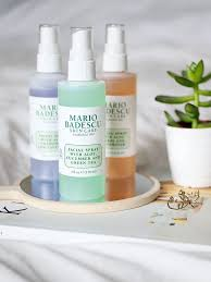 the cult sprays from mario badescu base makeup s foundation primers blush etc skin care skin care tips and natural skin