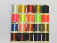 All 25 Colors Of Fly Tying Danville 6 0 70 Denier Thread In