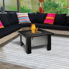 gas patio table. patio set with gas fire pit table lovely furniture pits i