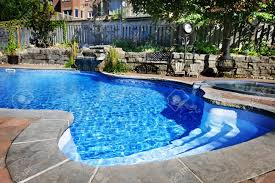 Backyard Swimming Pool Swimming Pool Backyard Home Design Ideas
