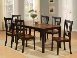 Kitchen Set Table And Chairs Black Dining Table And Chairs Great Modern Dining Room Table And