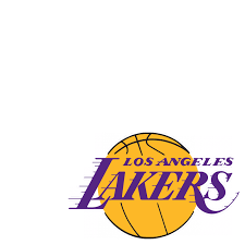 Create your profile picture with Los Angeles Lakers logo overlay filter