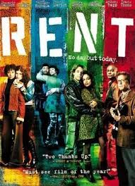 Rent Poster Rent 2005 This Is The Film Version Of The Pulitzer And Tony Award
