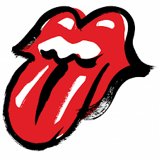 The Rolling Stones Brush Logo Lips Art | PAINTINGS | Pinterest ...