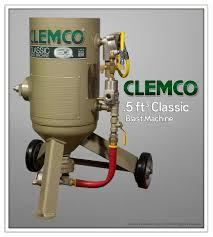 Clemco Industries Blast Cabinets Clemco Blast Pot Distributor Plan B Tulsa