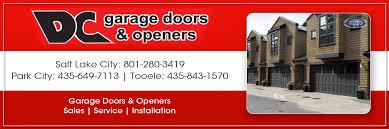 dc garage doors openers