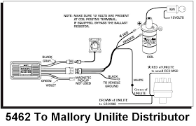 best drawing mallory ignition wiring diagram great creation triggering failure ballast resistor distributor wire harness part