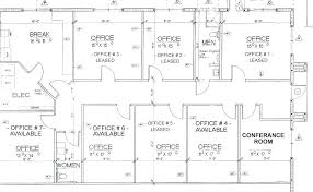 plan office layout. Executive Office Design Layout Modern Plan Layouts Drawing