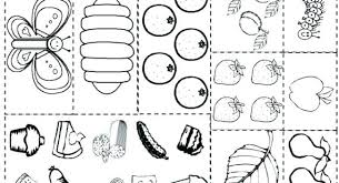 Caterpillar Coloring Pages Printable Caterpillar Coloring Page