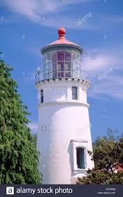 Lighthouses Oregon Umpqua Stock Photos Lighthouses Oregon