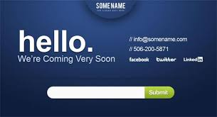 50 Free Coming Soon Under Construction Html Templates