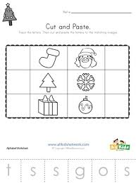 There are crosswords, word searches, word jumbles, cloze activities, videos, games, and much more. Christmas Beginning Sounds Cut And Paste Worksheet All Kids Network