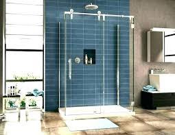 types of shower doors door glass delta frameless